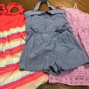 Size 5 lot-GYMBOREE-JANIE and JACK-OLD NAVY
